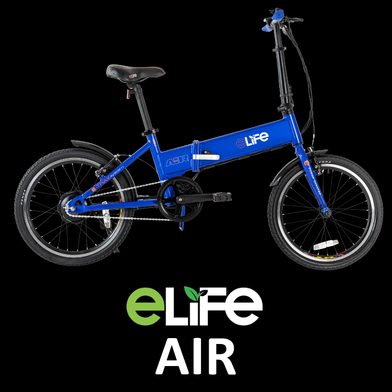 Elife Air, Cutting edge technology meets practicality and functionality in the Elife Air
