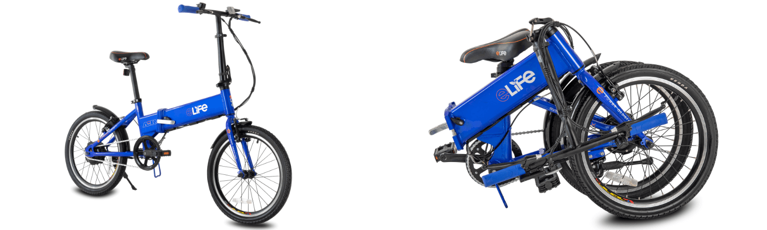 An Introduction to Folding E-Bicyles