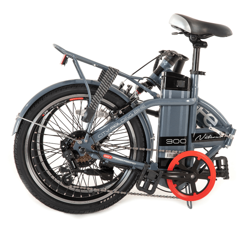 An Introduction to Folding E Bicycles
